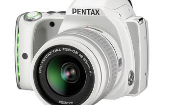 New Gear: Ricoh Pentax K-S1 Super-Compact DSLR