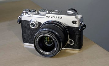 Hands On with the Olympus Pen-F Camera