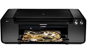New Gear: Canon Pixma Pro-1 Inkjet Printer