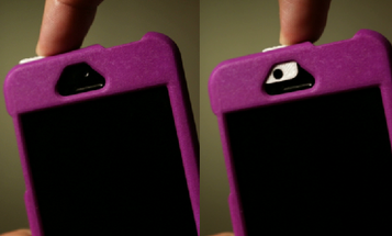 iPatch iPhone Case Covers Cameras For Privacy Conscious
