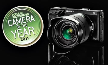 Popular Photography 2011 Camera of the Year: Sony NEX-7