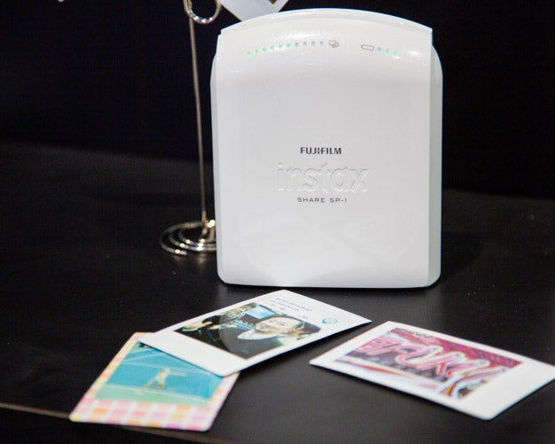 Fujifilm Instax Share Demo