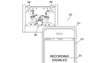 Apple Patent Would Allow Infrared Signals to Block iPhone Photo and Video Capture