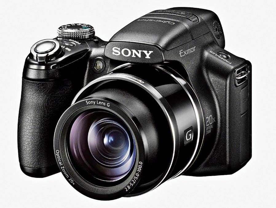 """""""Sony-Cybershot-DSC-HX1"""""""