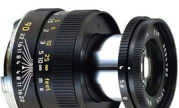 Leica 90MM F/4 Macro-Elmar M