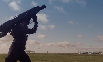 The Skywall 100 Is a Bazooka Designed To Bring Down Drones Without Destroying Them