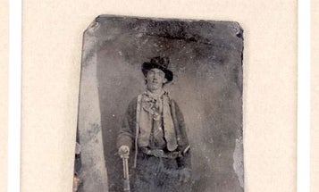 Tintype Photo of Billy the Kid Sells for $2.3 Million at Auction