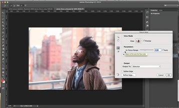 """Adobe Teases New """"Focus Mask"""" Feature For Photoshop"""