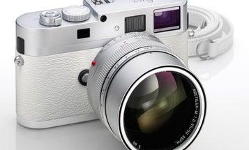 Special Edition Cameras: White Leica M9-P and Harrods Black Fujifilm X100 Are Beautiful, Pricy