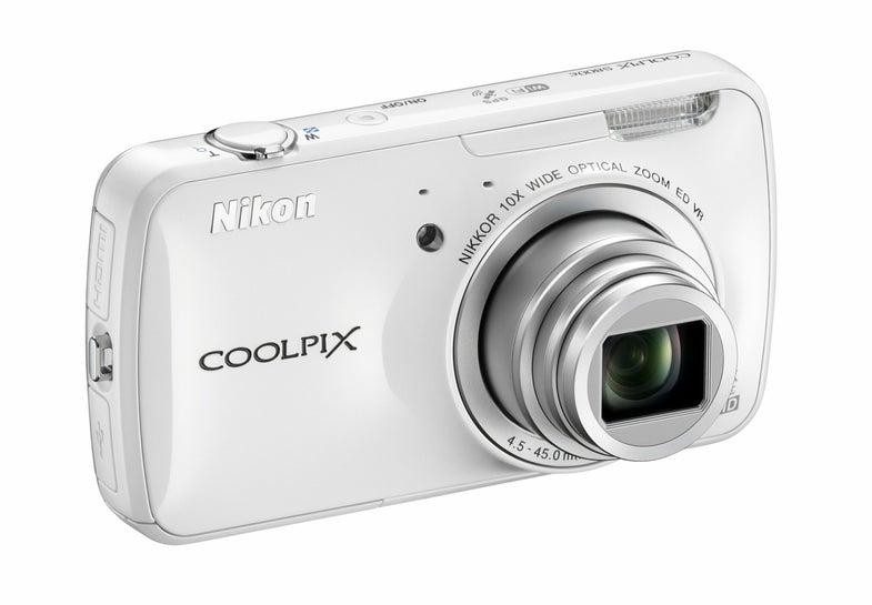 Nikon S800c Camera Main