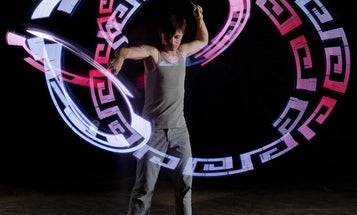 SpinFX Kickstarter Proposes Unique Light Painting Tool