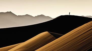 Judge's Choice: Death Valley, California