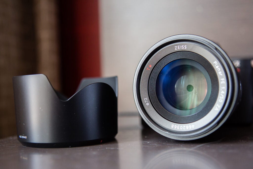 Sony Full-Frame Planar T* FE 50mm f/1.4 ZA Prime Lens First Review