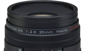 Pentax 35MM F/2.8 DA Macro Limited