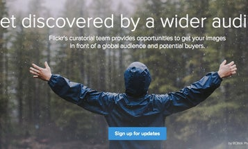 Flickr Unveils New In-House Photo Licensing Program
