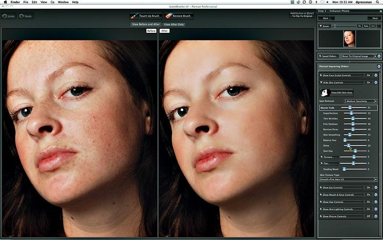 Portrait Pro 10