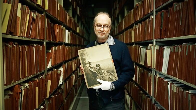 natgeo archivist