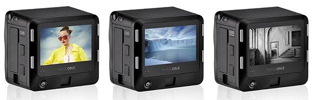 Phase One IQ2 Medium Format Digital Backs