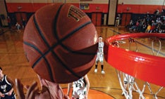 How To: Photograph Basketball At The Rim