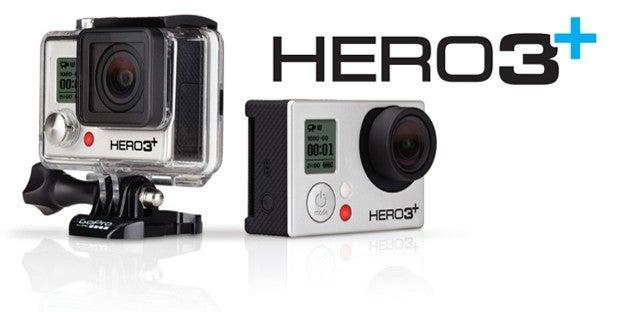 GoPro HD Hero3+