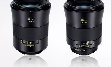 Video Hands On: Zeiss Otus 55mm Lens f/1.4