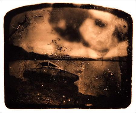 """Third-Eye-Camera-This-11x14-gelatin-silver-print"""