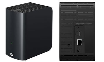 New Gear: Western Digital My Book Live Duo Network Hard Drives