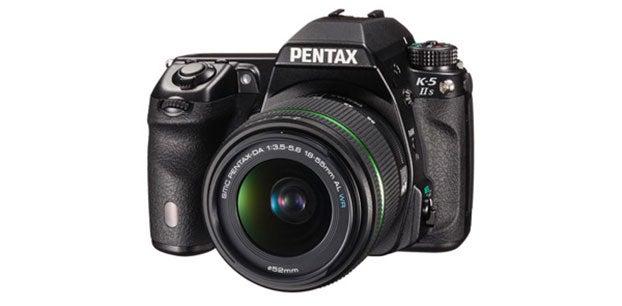 Pentax K-5 Mark II DSLR