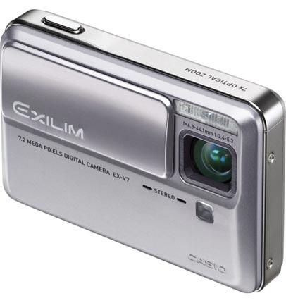 """""""Casio-Exilim-Hi-Zoom-EX-V7"""""""