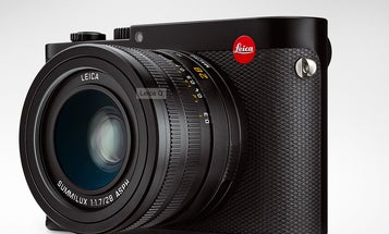 New Gear: Leica Q Is a Full-Frame Compact With a Fixed 28mm F/1.7 Prime Lens