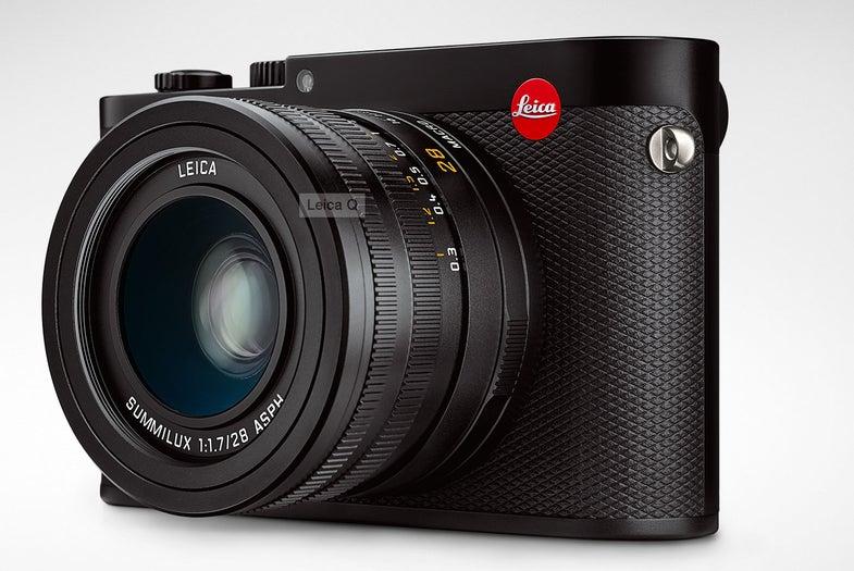 Leica Q Full-Frame Compact