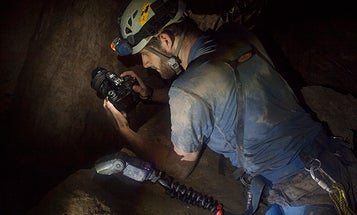 Video: Joby Shows The Intense Work That Goes Into Cave Photography Takes