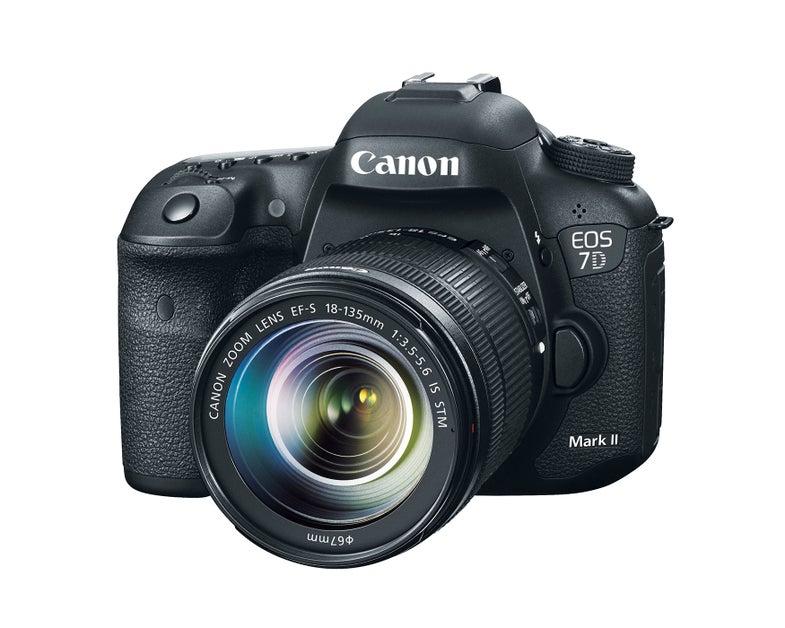Canon 7D Mark II DSLR