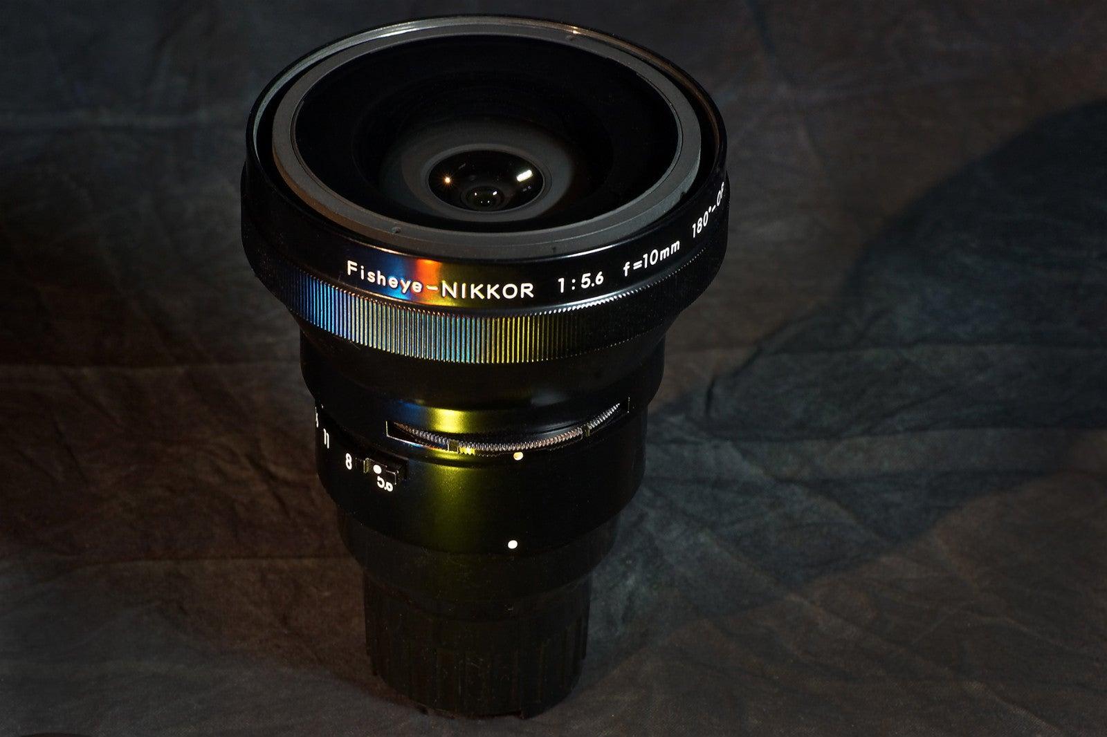 nikkor 10mm f5.6