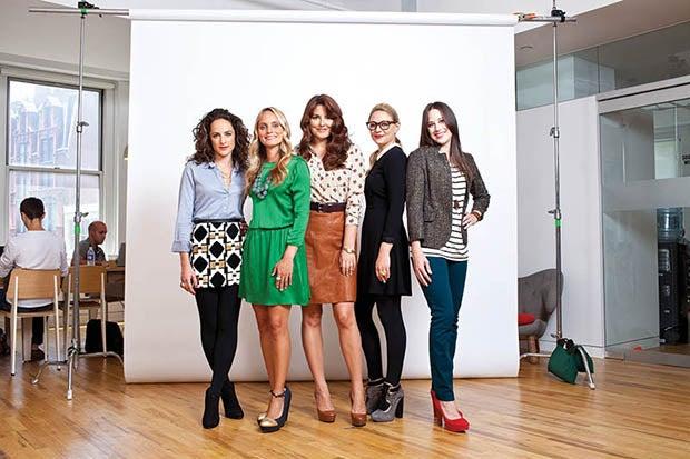 women in fashion photo