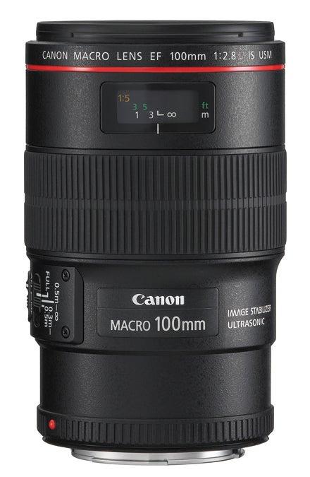Lens Test: Canon EF 100mm f/2.8L IS USM Macro