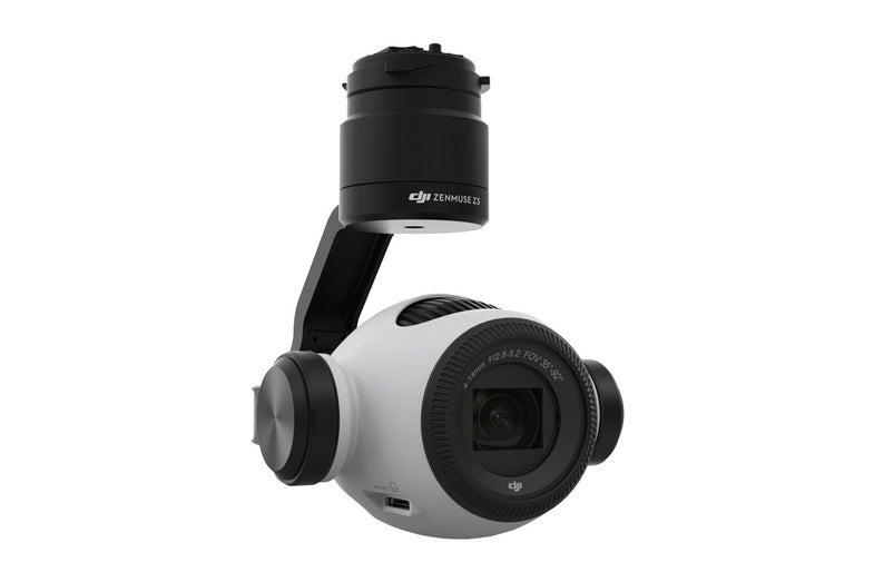 DJI Zenmuse Z3 Drone Camera With Optical Zoom