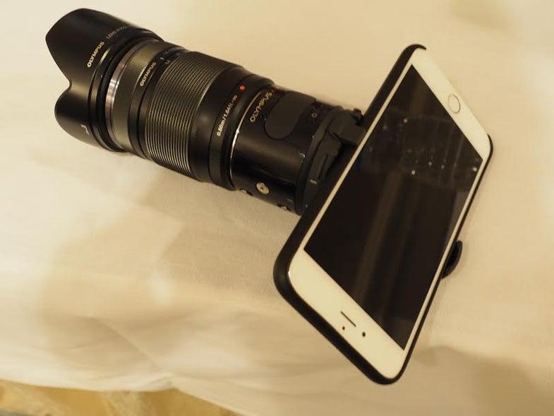 Olympus Air Smartphone Camera