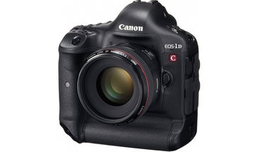 New Gear: Canon EOS-1D C DSLR With 4K Video Capture