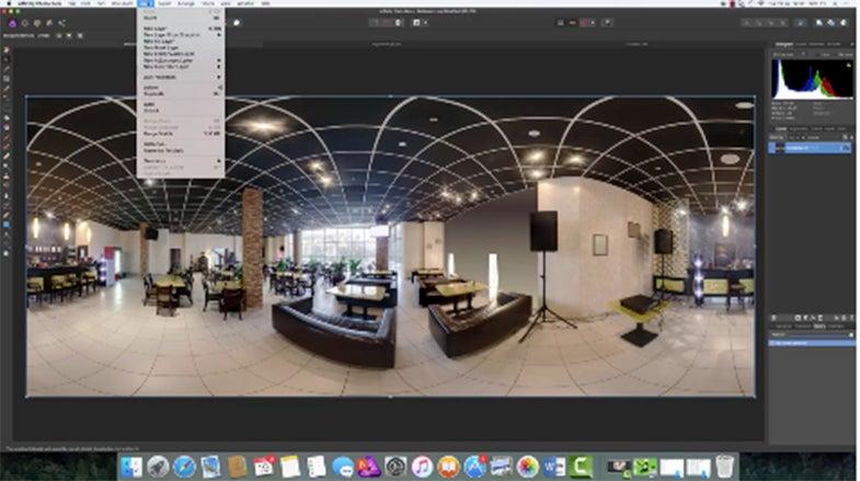 Affinity Photo Editing Tools