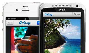 Aviary Image Editor Expands Into Mobile Apps