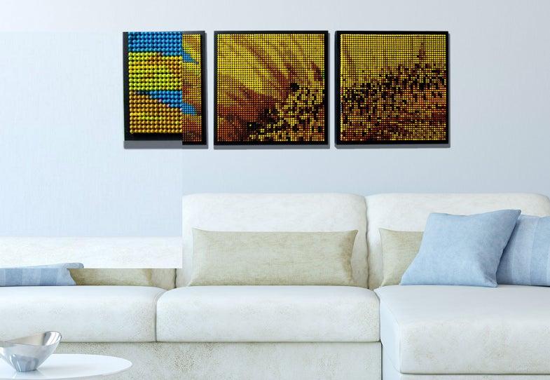 ColorWorks Crayon Mosaic Photos