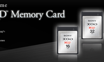 New Gear: Sony Releases First XQD Memory Card Just In Time For the D4