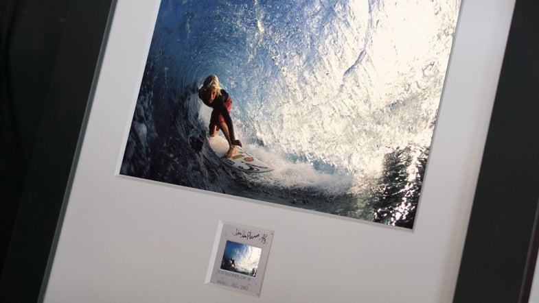 Surf Photographer Scott Aichner is selling prints and original slides