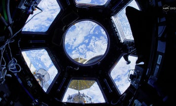 """Watch This Ultra-HD """"Fly Through"""" Video of the International Space Station"""