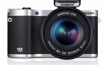 New Gear: Samsung NX300 Camera and 45mm 3D Capable Lens