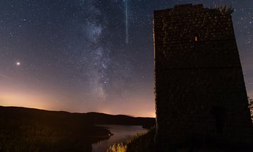 The best photos from the 2018 Perseids meteor shower