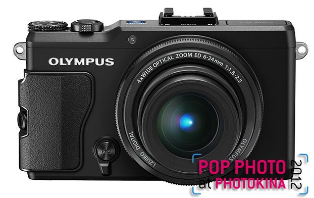 Olympus XZ-2 Main
