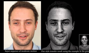 """MIT's """"Style Transfer"""" Could Make Your Headshot Photos Mimic Any Famous Photographer's"""