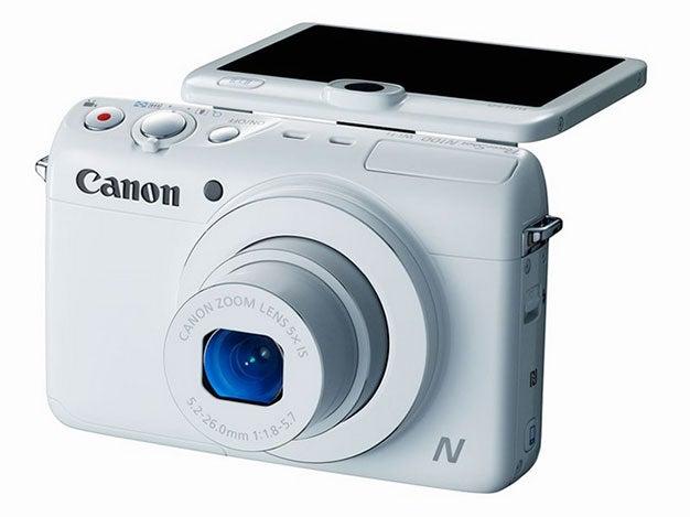 Canon Powershot N Compact Camera
